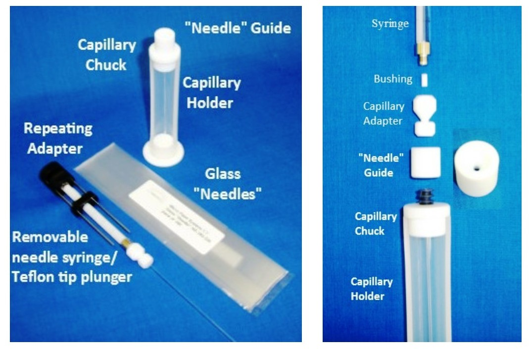 Micro Pipet System 1.7