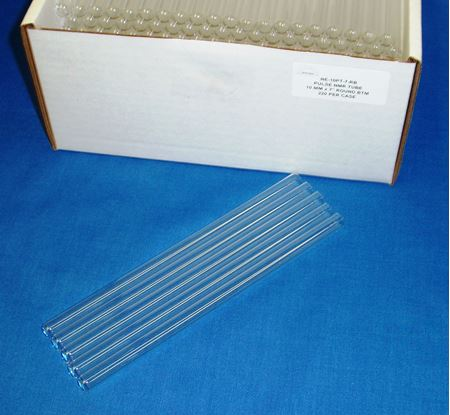 Picture for category 10mm OD Pulse-TD NMR Sample Tubes